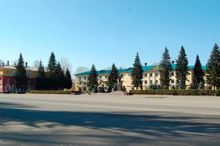 Город Алтай появился в ВКО