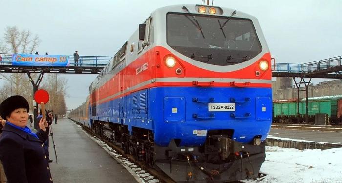 Поезд Уральск-Алматы изменил маршрут
