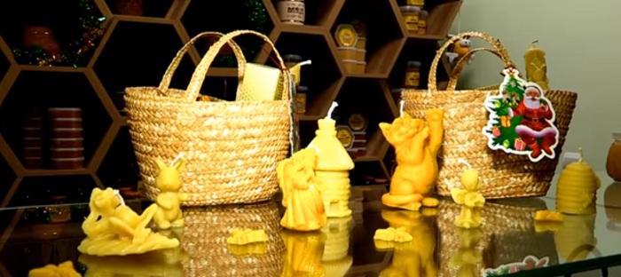 Креативность в новогоднем декоре у шымкентцев не имеет границ (видео)