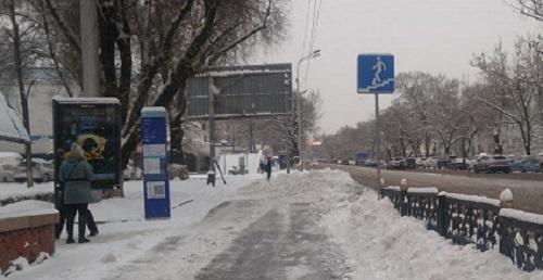 Что говорят синоптики о погоде на Новый год в Алматы