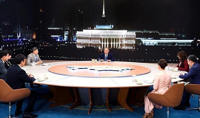 Глава государства назвал важнейшие для Казахстана события 2018 года