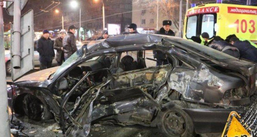 Смертельное ДТП в Алматы: новые подробности