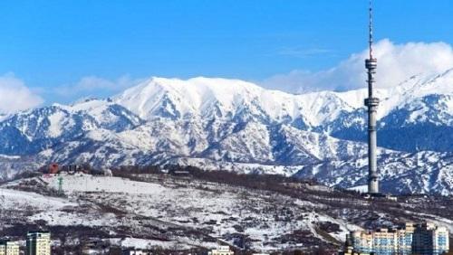 Прогноз погоды с 5 по 9 января – Казгидромет (студия)