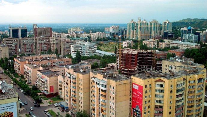 27 микрорайонов в Алматы получили новые названия