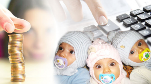 В Казахстане повысились пособия по рождению и уходу за ребенком до года