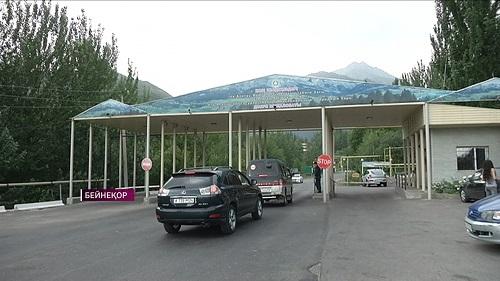 При въезде в ущелье Алма-Арасан установят терминалы оплаты и камеры Сергек