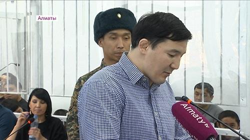 Экс-депутат Кыргызстана на суде в Алматы отрицает свое причастие к ОПГ