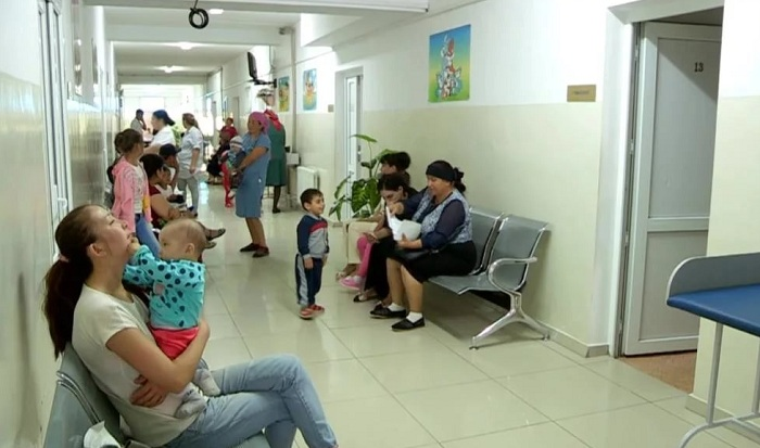В Казахстане стали меньше болеть