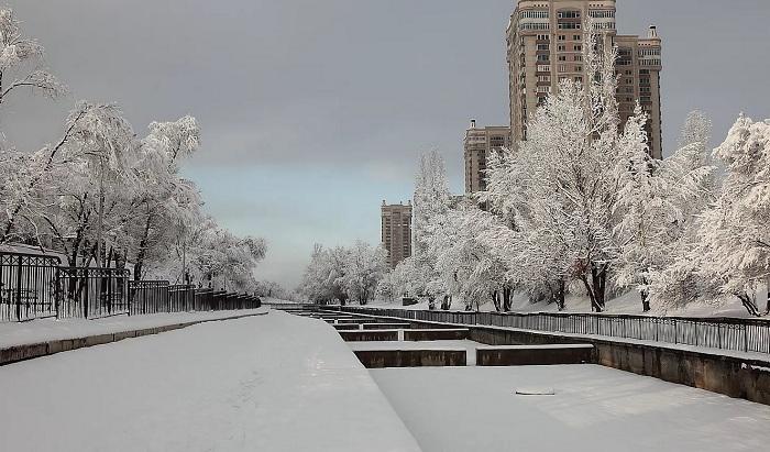 Погода в Алматы с 14 по 20 января 2019