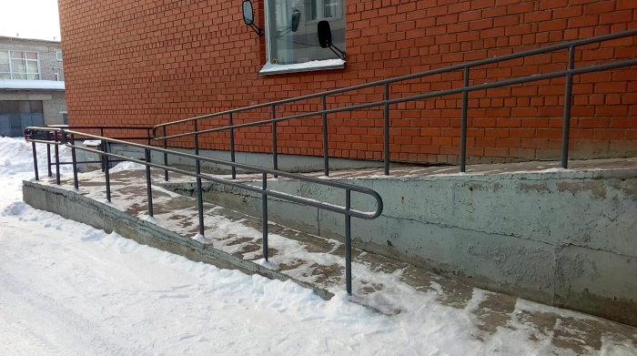 Места досуга в Петропавловске недоступны для инвалидов