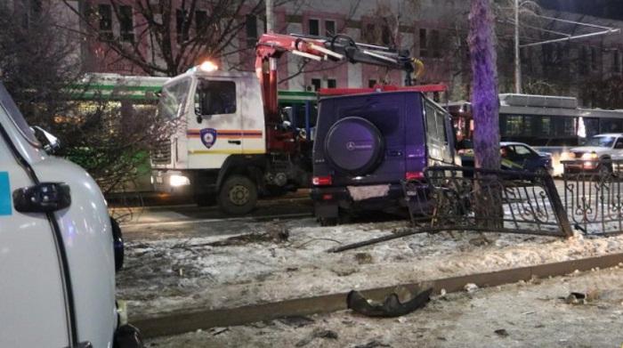 Появились новые подробности смертельного ДТП с участием Gelandewagen в Алматы