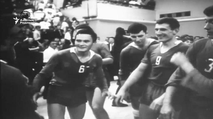 Алматылық әйгілі «Буревестник» волейбол командасы қайта жанданып келеді