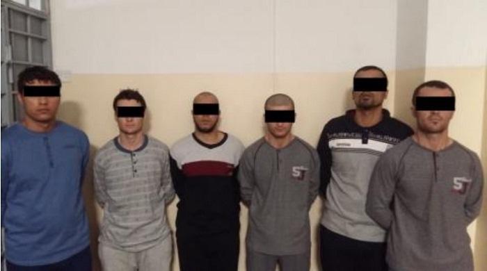 КНБ задержал группу иностранных граждан, планировавших теракты в Алматы