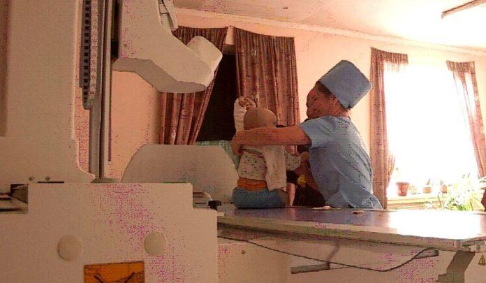 Малыш весом в 5 кг родился в Туркестанской области