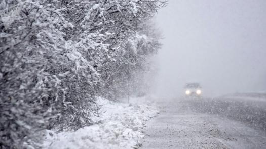Штормовое предупреждение объявлено в южных областях Казахстана