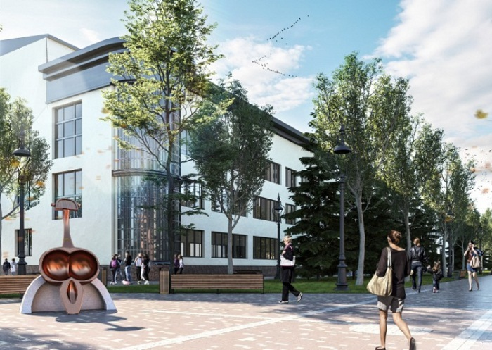 Скверы и пешеходная зона: как будут выглядеть улицы Байсеитовой и Толе би в Алматы