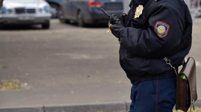Департамент полиции: криминогенная обстановка в Алматы стабильная