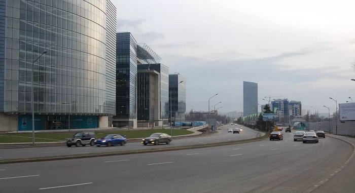 Алматыдағы үш көшеде шекті жылдамдық 60 км/с дейін төмендетілді