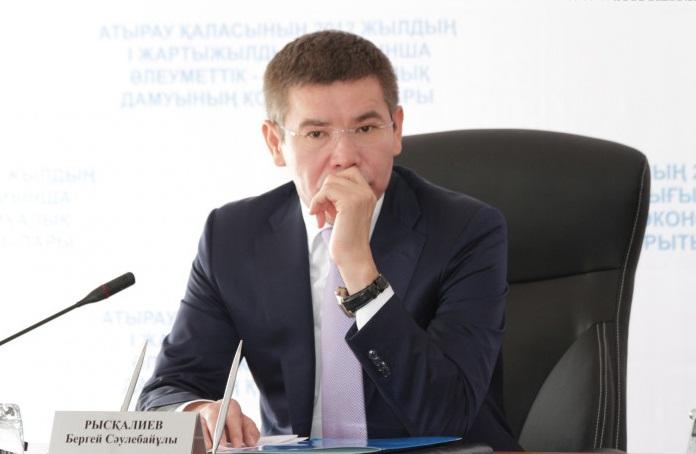 Прокурор попросил для Бергея Рыскалиева 17 лет лишения свободы