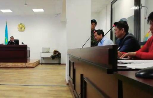 Никакого заказа на убийство Дениса Тена не было – адвокат Толыбаевой