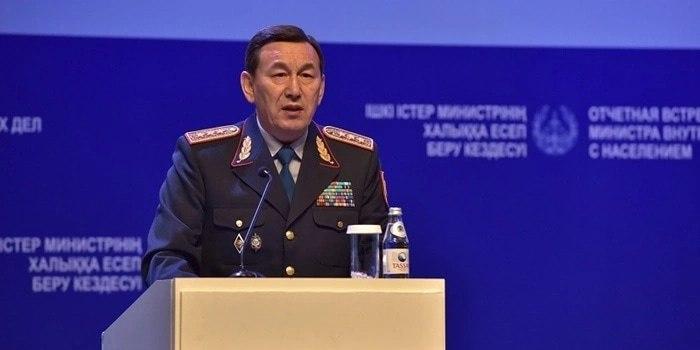 """""""Это не сотрудники полиции"""": Касымов о нападении на инспекторов """"Охотзоопрома"""" в Караганде"""