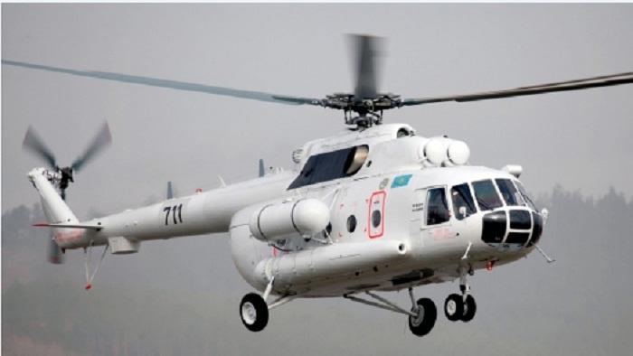 В Казахстане будут собирать вертолёты Ми-8АМТ/Ми-171