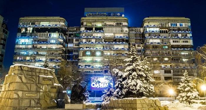 Погода в Алматы с 21 по 27 января 2019