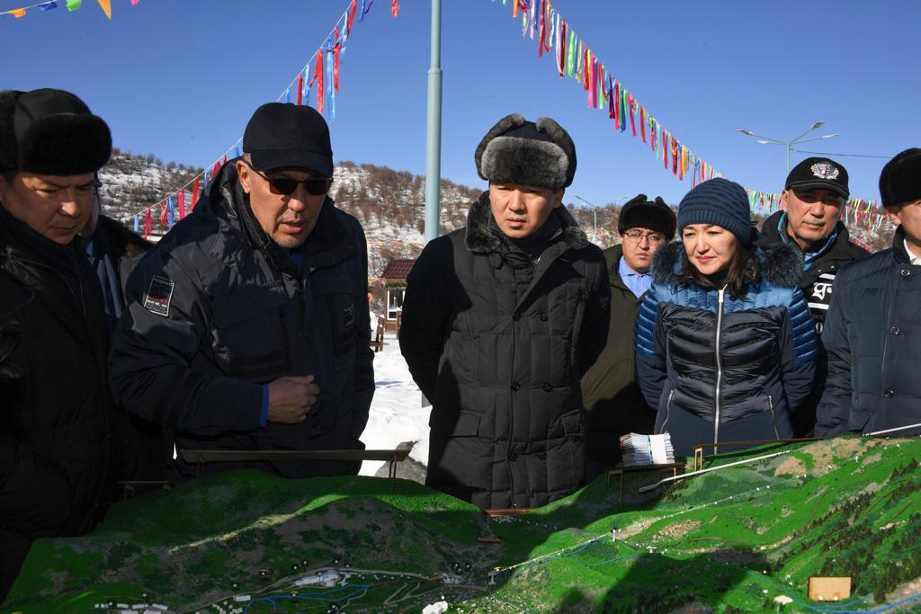 Разработан план по развитию инфраструктуры горных курортов Алматы