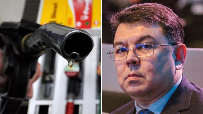 Бозумбаев объяснил удешевление бензина в Алматы