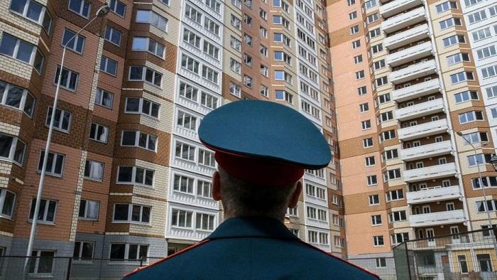 Военные пенсионеры получили жилье в Астане