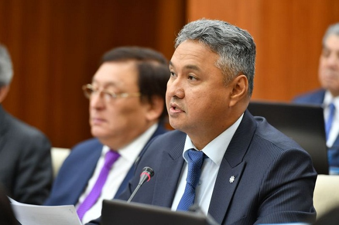 Переименовать Казахстан предложил мажилисмен Азат Перуашев