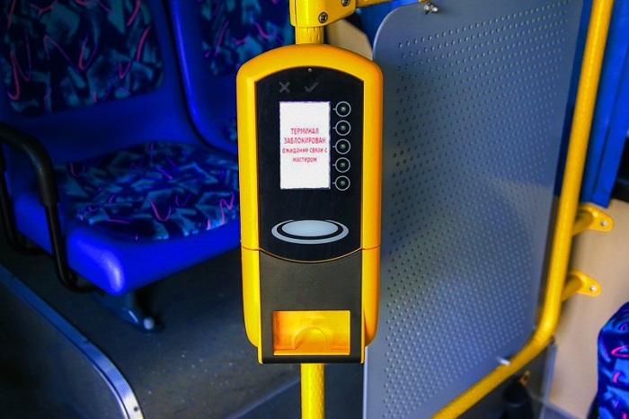 Автобусный парк могут лишить маршрута за отключение терминалов в Алматы
