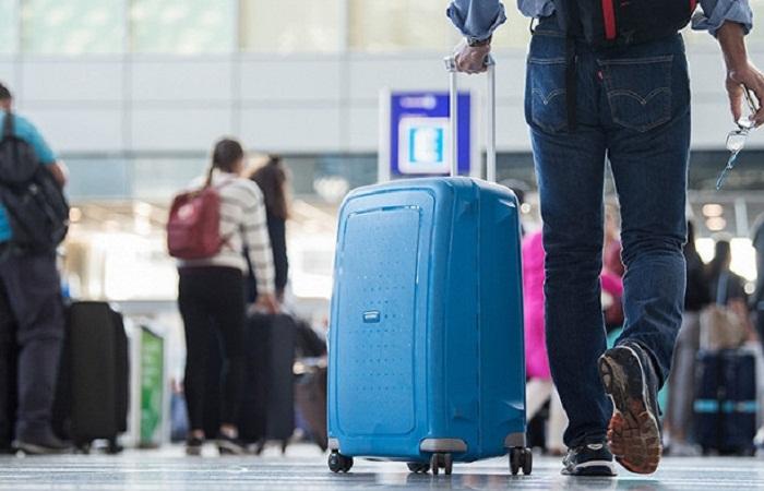 Провезти человека в чемодане попытались алматинцы в аэропорту