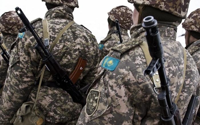 Военнослужащий выстрелил себе в голову в Узынагаше