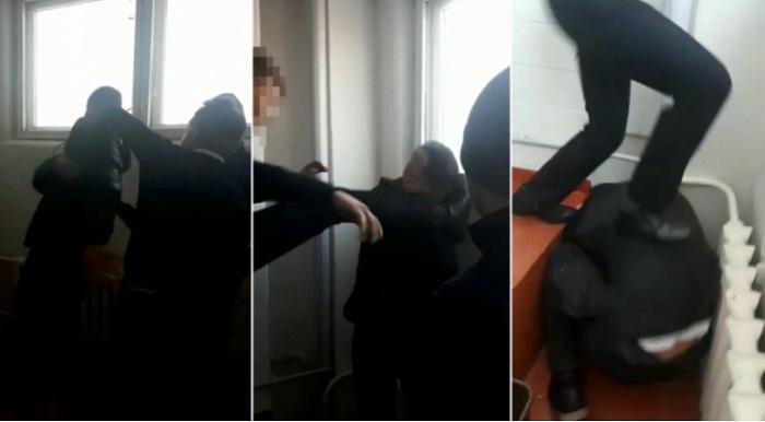 Новое видео группового избиения подростка изучают в МВД