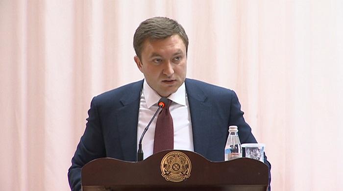 Новая школа и детский сад: отчет акима Турксибского района