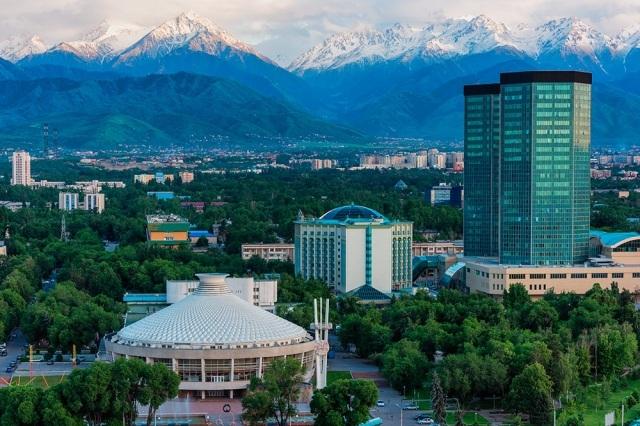 Челлендж для мегаполиса: как изменился Алматы за 10 лет