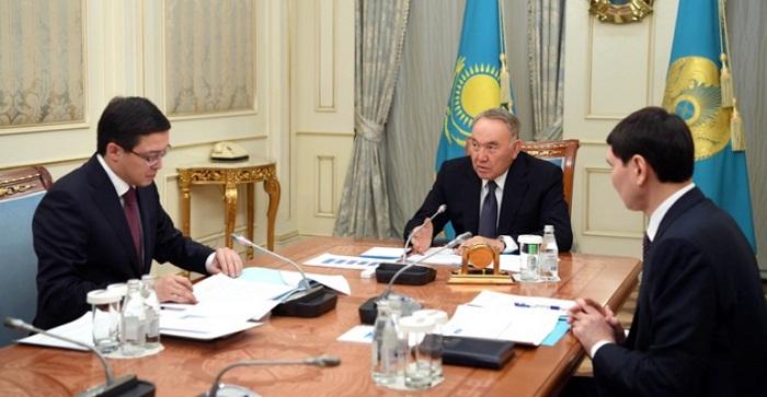Нурсултан Назарбаев указал Данияру Акишеву на недоработки