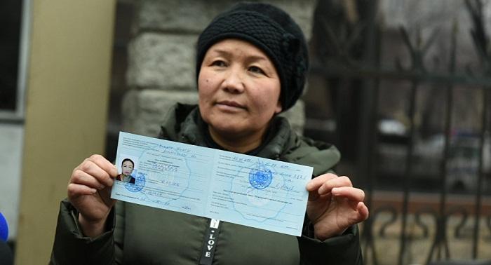 Этнической казашке из Китая Сайрагуль Сауытбай продлили срок пребывания в Казахстане