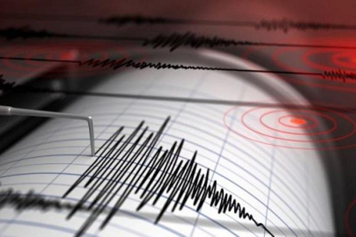 Землетрясение произошло в 274 км от Алматы