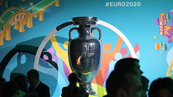 Старт продаж билетов на матчи Евро-2020 запланирован на 12 июня 2019 года