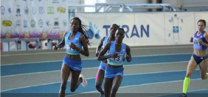 Кенийские атлеты будут представлять Казахстан