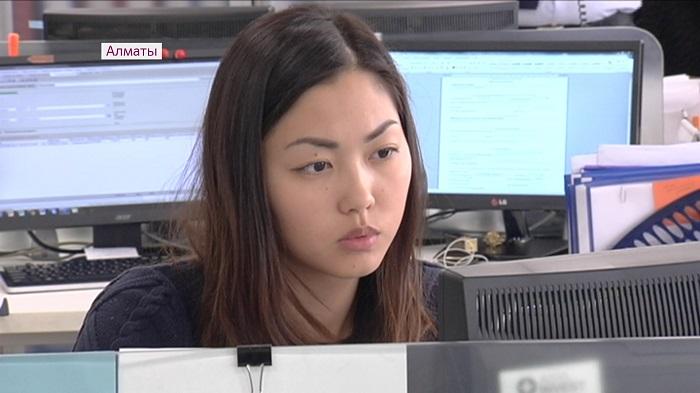 Работающих сверхурочно в Алматы госслужащих стало меньше на 16%