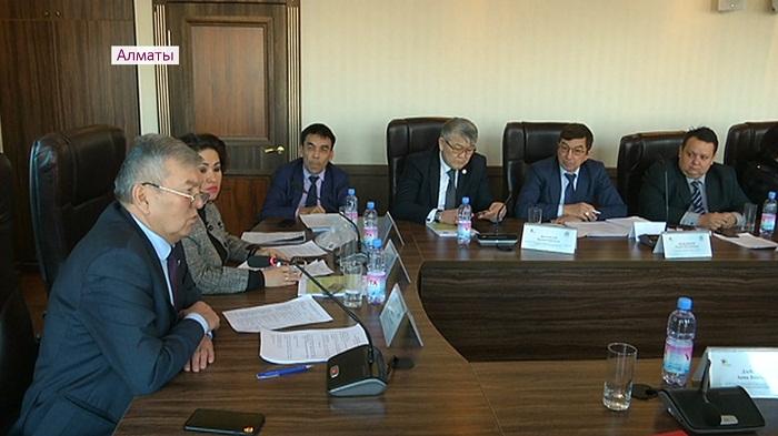 В Общественный совет Алматы изберут новых членов
