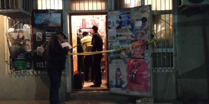 Продавец магазина в Шымкенте оказала сопротивление и обратила в бегство грабителя