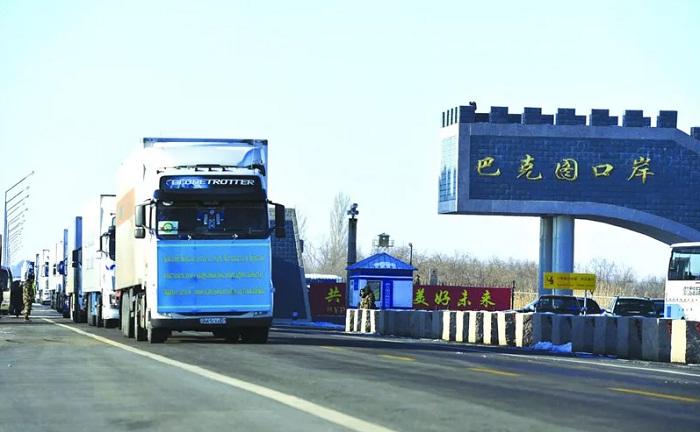Казахстанско-китайская граница временно закроется с 2 февраля