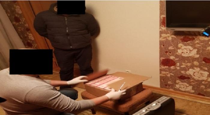 Более 90 кг марихуаны изъяли сотрудники КНБ при задержании наркогруппировки в Алматы