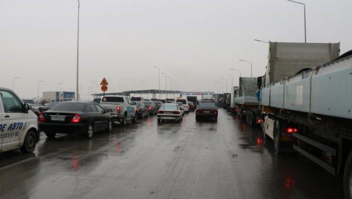 Движение на Капшагайской трассе полностью восстановлено
