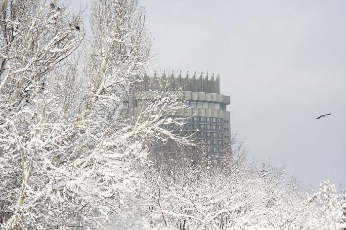 Погода в Алматы с 4 по 10 февраля 2019
