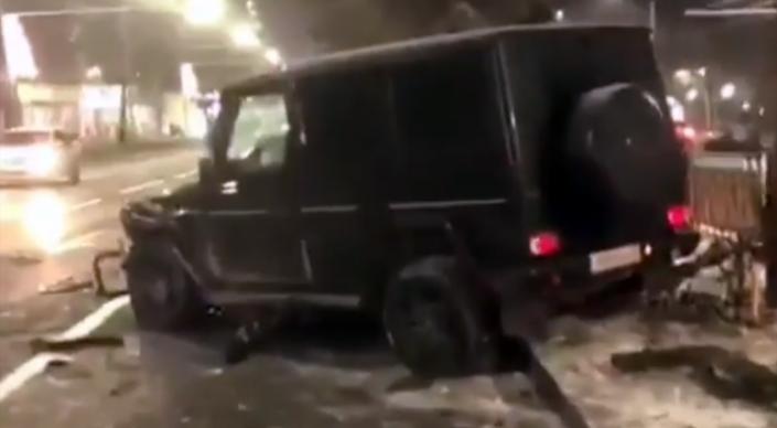 ДТП с G-wagen в Алматы: так был ли пьян водитель?